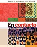 img - for Bundle: En contacto: Gram tica en accion, 9th + Quia eSAM 3-Semester Printed Access Card book / textbook / text book