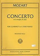 Mozart Concerto in a Major-K.622 for…