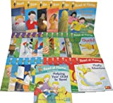 Roderick Hunt Oxford Reading Tree: Read at Home Complete Collection, 31 book set