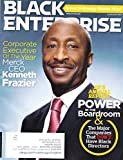 * POWER IN THE BOARDROOM ISSUE * Kenneth Frazier, T D  Jakes - July/August, 2014 Black Enterprise Magazine