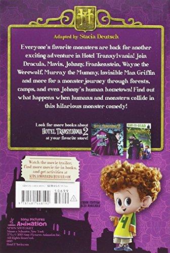 Hotel Transylvania 2 Movie Novelization