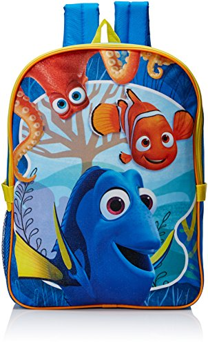 441e603d257 Disney Little Boys Finding Dory Backpack with Lunch Bag - Import It All