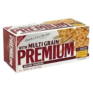 Whole Foods Saltine Crackers