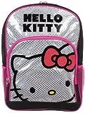 Hello Kitty Glitter Bow Backpack