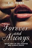 Forever and Always (Book 2 Forever and Always Series) (English Edition)