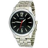 Grabito Analog White dial Men Watch - GW000287