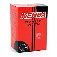 Kenda Bicycle Tube - 32mm Presta Valve - 26 x 1.9/2.125