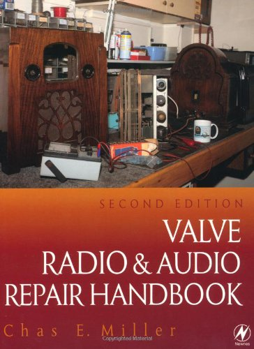 Valve Radio and Audio Repair Handbook (Newnes)