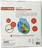Skip Hop Sort and Spin Fishbowl Sorter Bath Toy