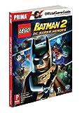 Lego Batman 2: DC Super Heroes: Prima Official Game Guide (Prima Official Game Guides) by Stratton, Stephen (2012) Paperback bei amazon kaufen