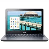 Acer Chromebook NX.SHEAA.006 11.6-Inch Netbook (Gray)