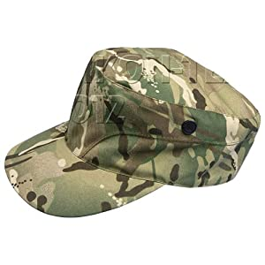 Helikon Army Cadet Tactical Patrol Field Cap Fishing Hunting Airsoft MTP Camo from Helikon