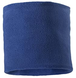 Screamer Fleece Neck Gaiter, Navy, One Size