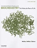 img - for Biochemistry Student Study Guide/Solutions Manual: The Molecular Basis of Life book / textbook / text book