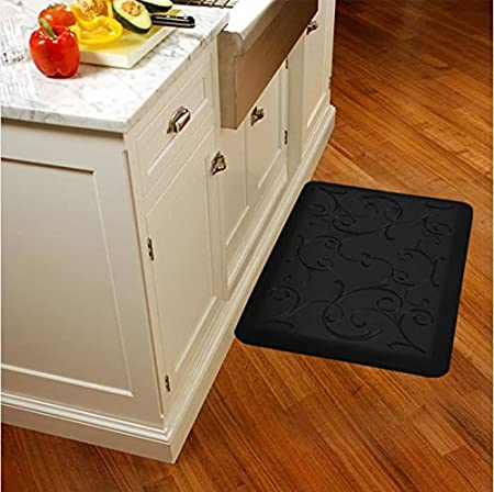 Wellness Mat Anti-fatigue Kitchen Floor Mat Wellnessmats Motif Bella