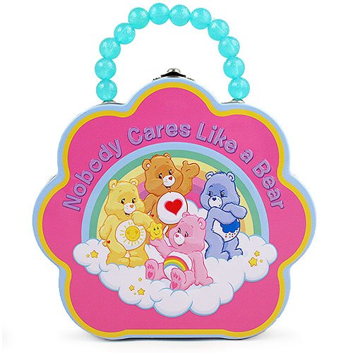 Care Bears Tin Carry-All [Nobody Cares Like a Bear] - 1