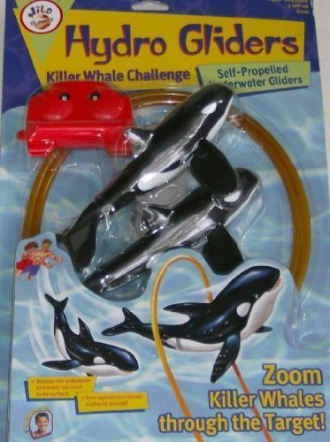 Hydro Gliders Killer Whale Swimming Pool Game Water Toy by Wild Planet günstig