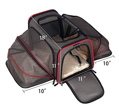 expandable-pet-carrier-airline-approved-designed-for-cats-dogs-kittens-puppies-extra-spacious-with-2