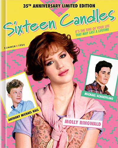 Blu-ray : Sixteen Candles (35th Anniversary Limited Edition) (Anniversary Edition)