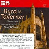 img - for MASSES AND MOTETS/ DAVID WILLCOCKS by WILLIAM BYRD/ JOHN TAVERNER [Korean Imported] (2010) book / textbook / text book