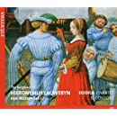 Songbook of Hieronymus Lauweryn