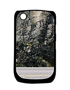 Mobifry Back case cover for BlackBerry Curve 8520 Mobile ( Printed design)
