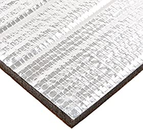 "Dynamat 11905 Hoodliner 32"" x 54"" x 3/4"" Thick Self-Adhesive Sound Deadener"