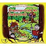 echange, troc  - Geschichten aus dem Wuddelwald - Krawumpel und der Zaubertrank: HörMal-Buch (Livre en allemand)