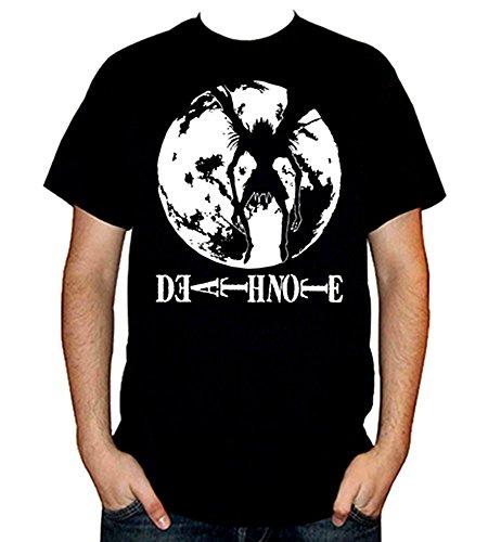 Generic -  T-shirt - Uomo nero X-Large
