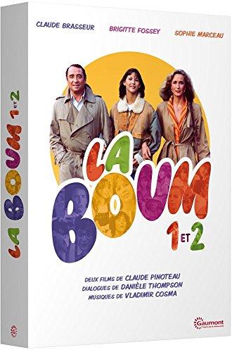 Coffret la Boum + la Boum 2