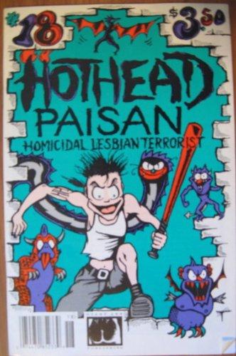 homicidal hothead lesbian paisan revenge terrorist