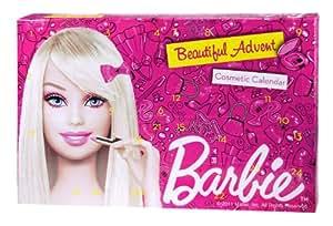 Mattel Barbie 9261620 - Kosmetik Adventskalender