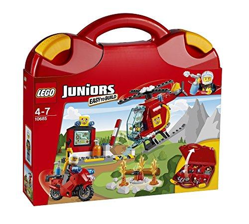 レゴ ジュニア 消防隊セット 10685