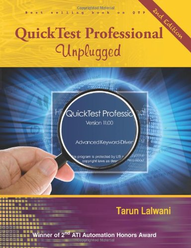 Quicktest Professional Unplugged: 2Nd Edition
