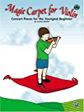 Magic Carpet For Violin (Book & CD)