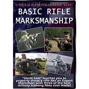 Uncle Sam Teaches YOU: Basic Rifle Marksmanship Vol. 1
