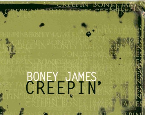 "Boney James ~ Creepin' (Original 1995 12"" Vinyl Single New Factory Sealed Features 3 Versions ~ Remixed By Paul Brown And Daddy Shakespeare, Vocals By Ii D Extreme, Rap By Daddy Shakespeare)"