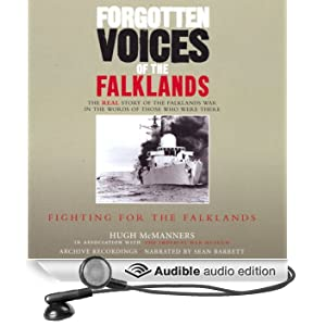 Forgotten Voices of the Falklands: Part Two, Fighting for the Falklands
