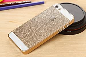 Fonixa shiny back cover for Apple iPhone 5/5s Gold