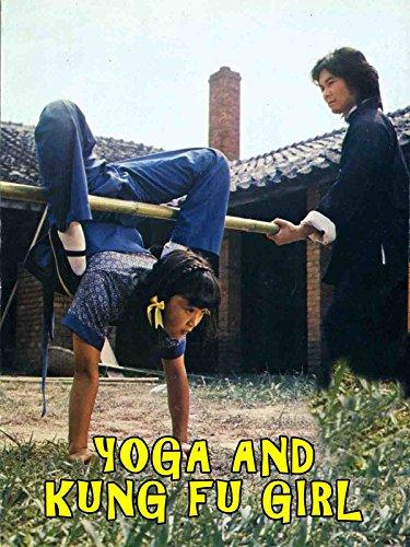 Yoga and Kung Fu Girl