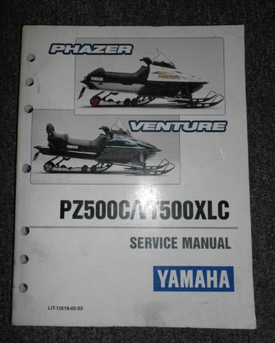 yamaha pz500c vt500xlc pz500ml pz500mld phazer venture. Black Bedroom Furniture Sets. Home Design Ideas