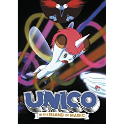 Unico in the Island of Magic
