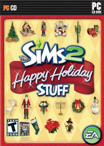 The Sims 2 Happy Holiday Stuff - PC (Sims 2 Freetime compare prices)