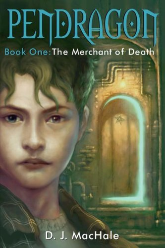 Cover of The Merchant of Death (Pendragon)