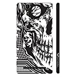 Enthopia Designer Hardshell Case Skull 2 Back Cover for Sony Xperia T2 Ultra