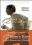 echange, troc Solomon Northup - Douze ans dans l'esclavage