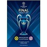 UEFAチャンピオンズリーグ2013ファイナル オフィシャルマッチプログラムバイエルン vs ドルトムントCL Champions League Final