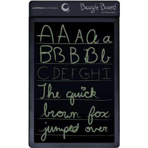 Boogie Board 8.5-Inch LCD Writing Tablet, Black