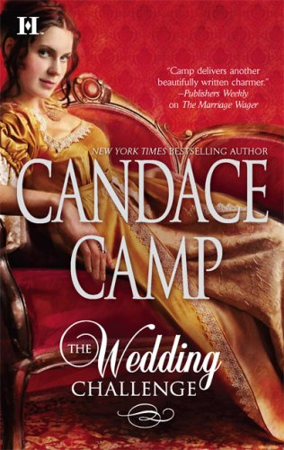 The Wedding Challenge (Matchmakers), Candace Camp