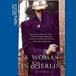 A Woman in Berlin | Hannelore Marek